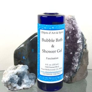 Fascination Bubble Bath and Shower Gel