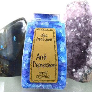Anti-Depression Bath Salt Crystals