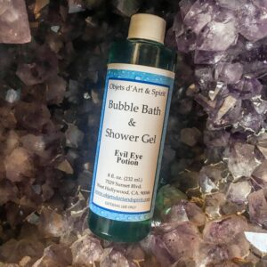 Evil Eye Potion Bubble Bath and Shower Gel