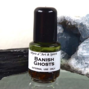 Banish Ghosts Oil