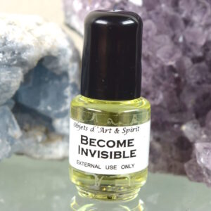 Become Invisible Oil
