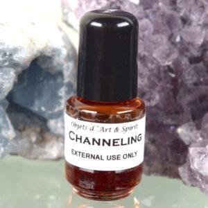 Channeling Oil