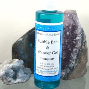 Tranquility Bubble Bath and Shower Gel
