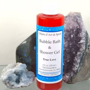 True Love Bubble Bath and Shower Gel