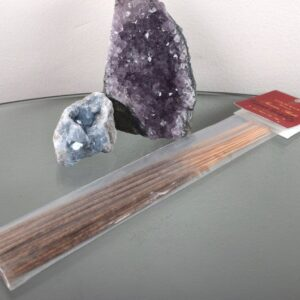 Clear Quartz Stick Incense