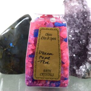 Dream Come True Bath Salt Crystals