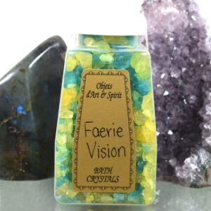 Faerie Vision Bath Salt Crystals