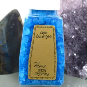Peace Bath Salt Crystals