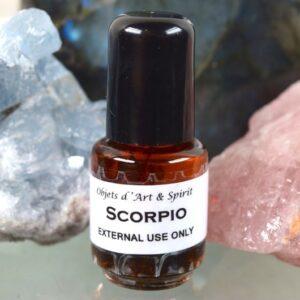 Scorpio Oil