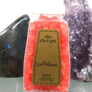 Confidence Bath Salt Crystals
