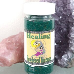 Healing Powdered Incense