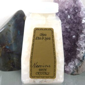Narcissus Bath Salt Crystals