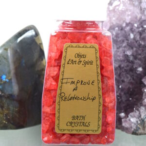 Improve A Relationship Bath Salt Crystals