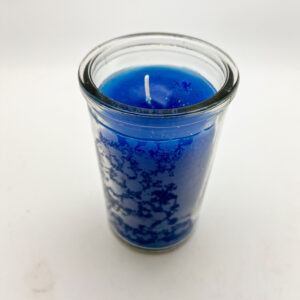 Blue 2 Day Candle