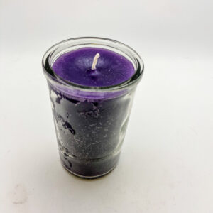 Purple 2 Day Candle