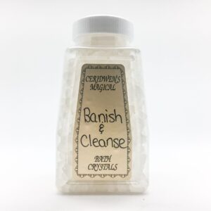 Banish & Cleanse Bath Salt Crystals