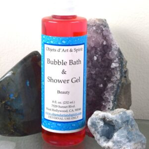 Beauty Bubble Bath and Shower Gel