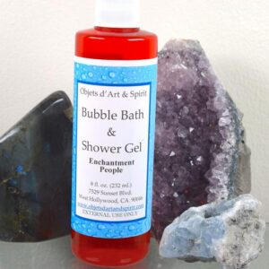Enchantment People Bubble Bath and Shower Gel
