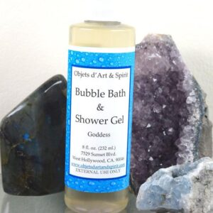 Goddess Bubble Bath and Shower Gel