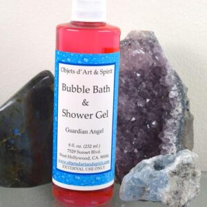 Guardian Angel Bubble Bath and Shower Gel