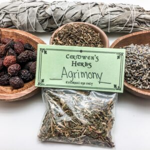 Agrimony Herb Packet