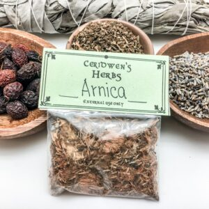 Arnica Herb Packet