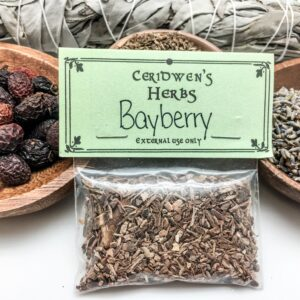 Bayberry Herb Packet