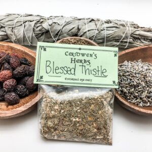 Blessed Thistle Herb Packet
