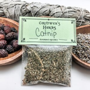 Catnip Herb Packet