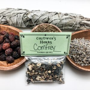 Comfrey Herb Packet