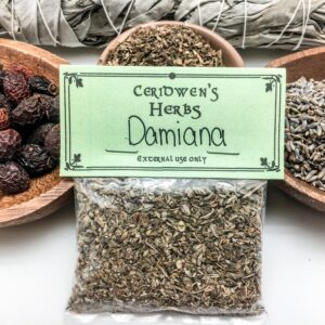 Damiana Herb Packet