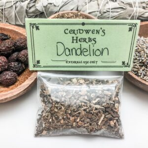 Dandelion Herb Packet