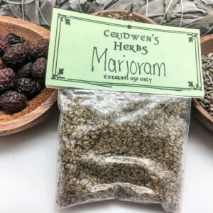 Marjoram Herb Packet