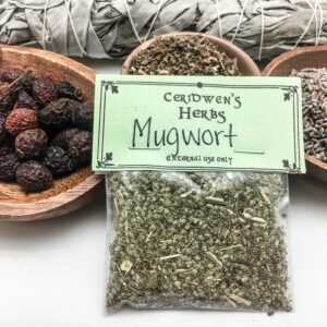 Mugwort Herb Packet