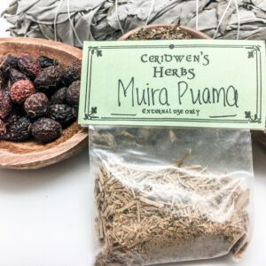 Muira Puama Herb Packet