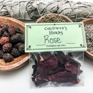 Rose Herb Packet