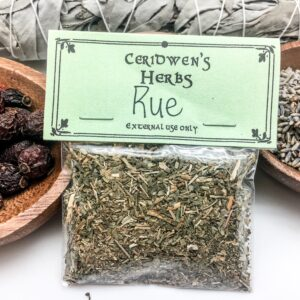 Rue Herb Packet