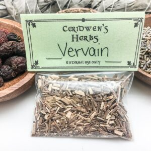 Vervain Herb Packet