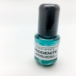 Hiddenite Oil