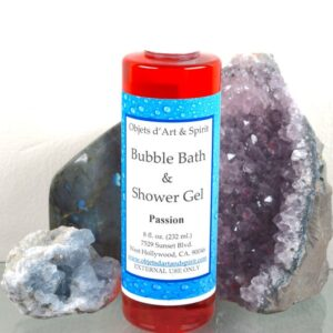 Passion Bubble Bath and Shower Gel