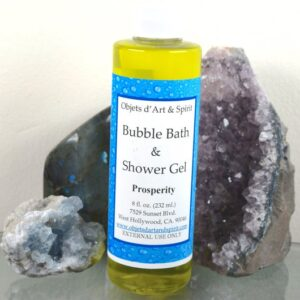 Prosperity Bubble Bath and Shower Gel