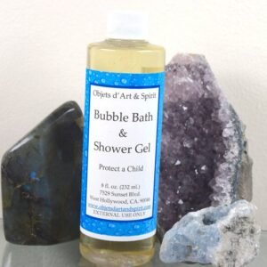 Protect a Child Bubble Bath and Shower Gel