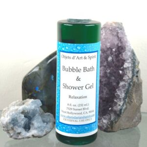 Relaxation Bubble Bath and Shower Gel