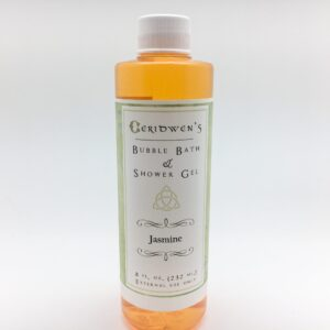Jasmine Bubble Bath and Shower Gel