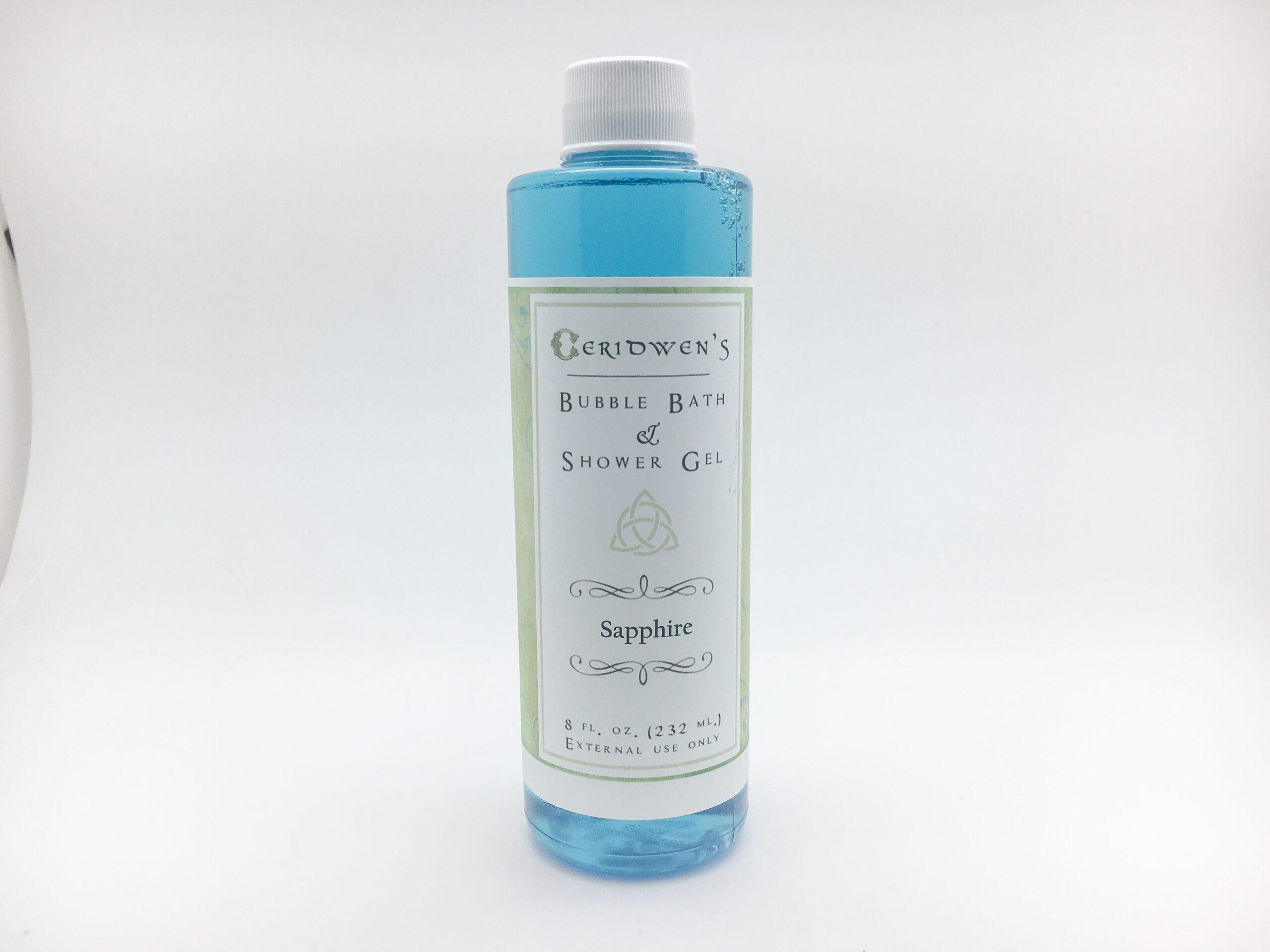 Sapphire Shower Gel