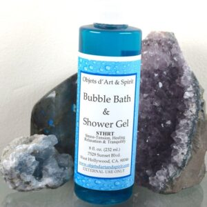 S.T.H.R.T. Bubble Bath and Shower Gel