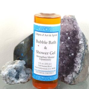 Strengthen Mental Equanimity Bubble Bath and Shower Gel