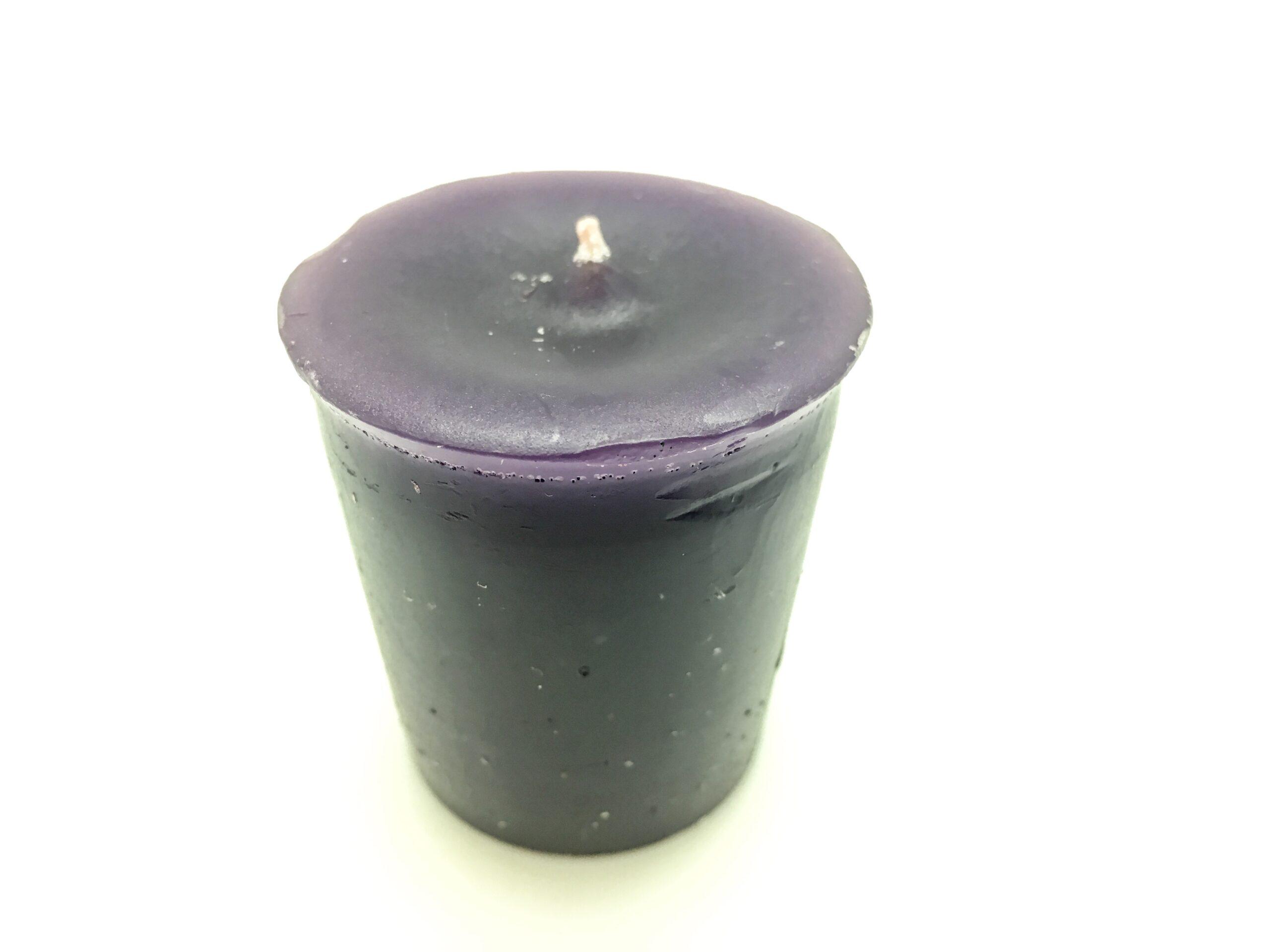 Purple Votive Candle