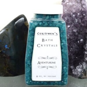 Aventurine Bath Salt Crystals