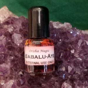 Babalu-Aye Oil